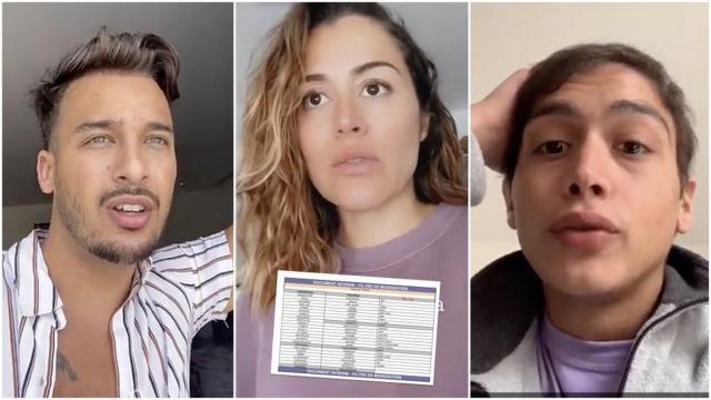 Des candidats et influenceurs blacklistés sur Snapchat, furieux, ils réagissent