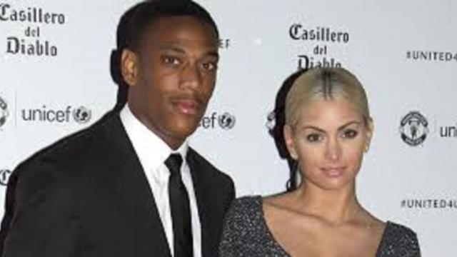 Les stars du foot en couple avec des candidates de télé-réalité