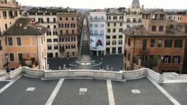 En Italia el confinamiento podría prolongarse hasta finales de julio