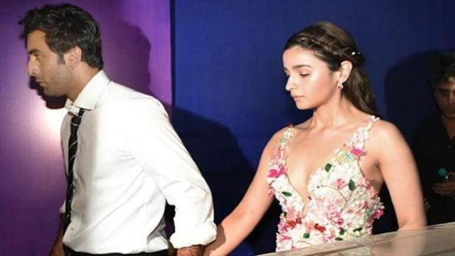Alia Bhatt, Ranbir Kapoor reportedly living together amid lockdown