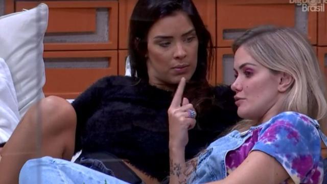 'BBB20': Ivy desabafa com Marcela, revela comportamento no jogo e nega mudança