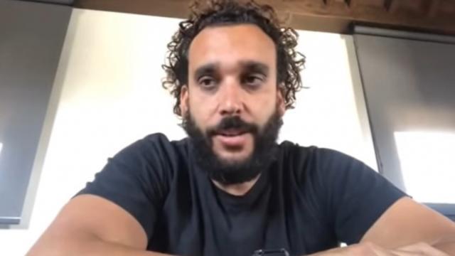 Jesús Candel utiliza su álter ego 'Spiriman' para sus luchas sociales