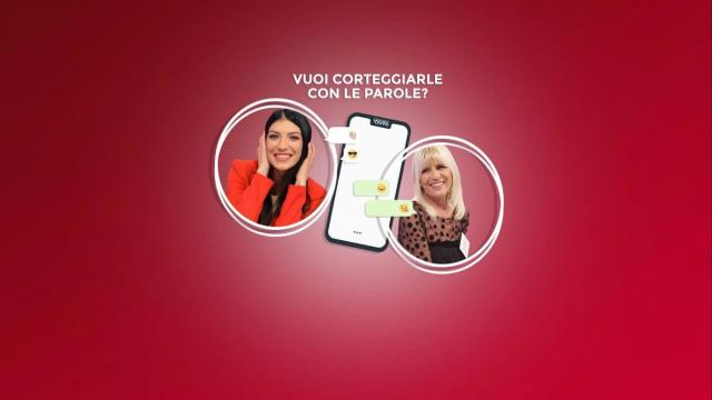 Casting per 'Corteggia con le parole', con Gemma Galgani e Giovanna Abate di U&D