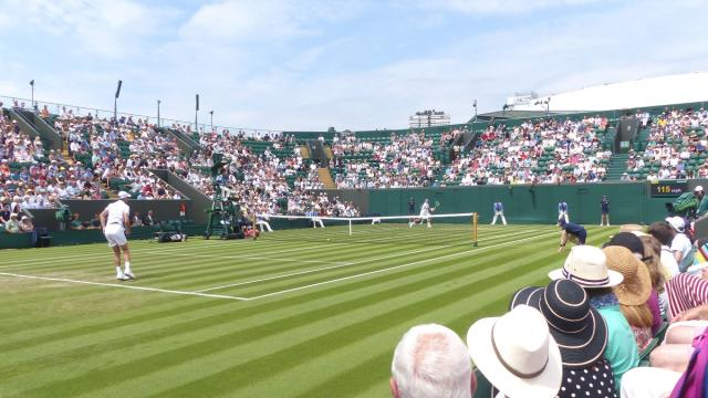 Wimbledon cancellation announcement expected on Wednesday