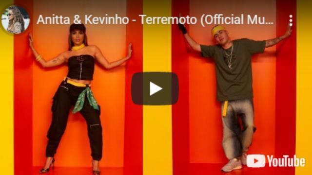 5 parcerias da cantora Anitta que deram certo