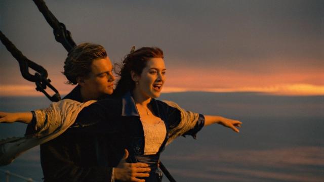 5 atores de 'Titanic' atualmente