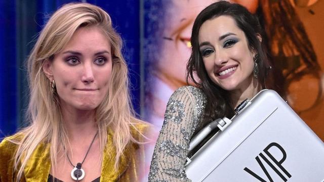Alba Carrillo ataca a Adara revelando que Gianmarco lo intentó con ella primero en GH VIP