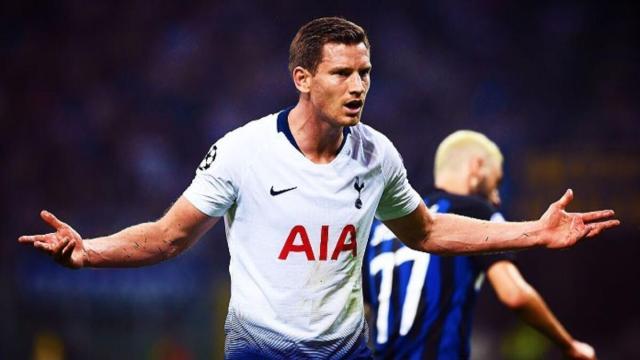 Inter, Lukaku potrebbe favorire l'arrivo del connazionale Vertonghen