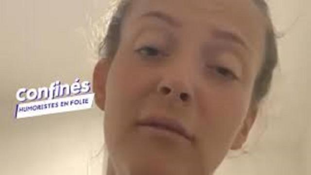 Camille lellouche enflamme la toile avec son tube sur le coronavirus