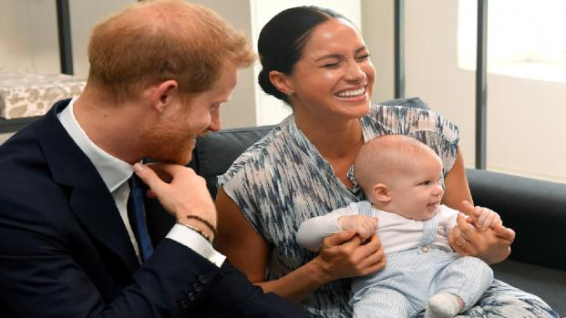 Meghan, Prince Harry and Archie back in Los Angeles