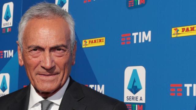 Presidente Figc Gravina: 'Ipotesi Serie A è partire dal 20 maggio o ai primi di giugno'