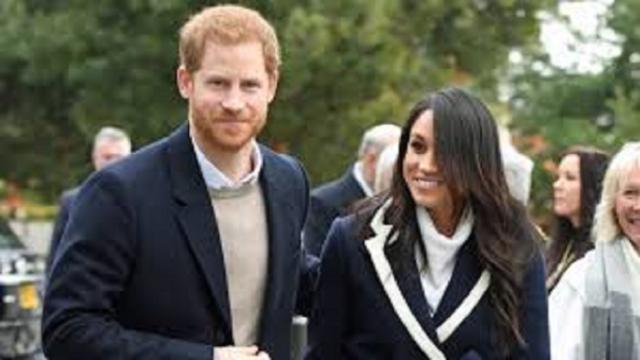 Le couple princier, Harry et Meghan, vient tout juste de s'installer en Californie