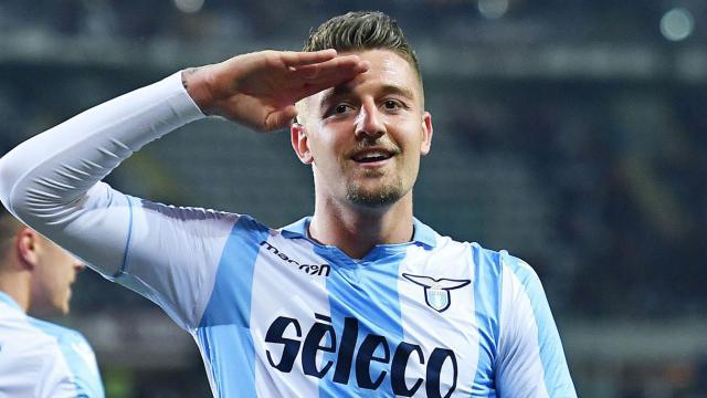 Mercato Inter: l'obiettivo dei nerazzurri sarebbe Milinkovic-Savic