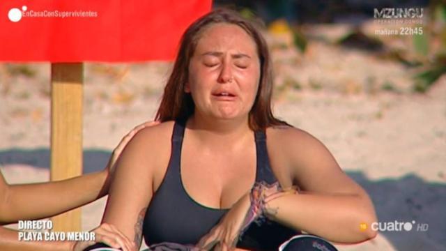 Tras su reencuentro con Yiya, Rocío Flores sufrió de ansiedad