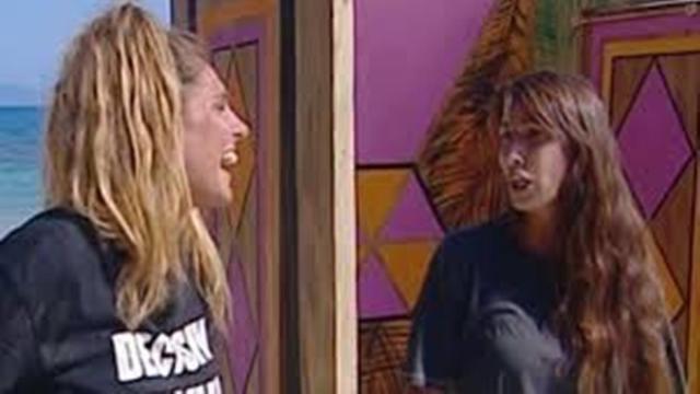 Ivana en su reencuentro con Fani le preprochó que la criticase por detrás