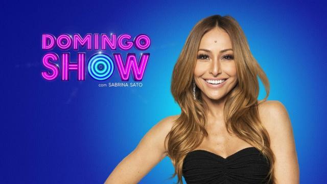 Sabrino Sato fala pela 1ª vez sobre 'Domingo Show' ter saído do ar