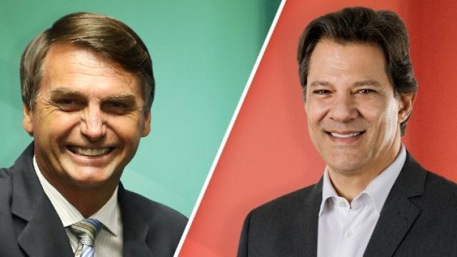 Haddad dispara contra Bolsonaro: 'Bolsonaro, você não é presidente mais'