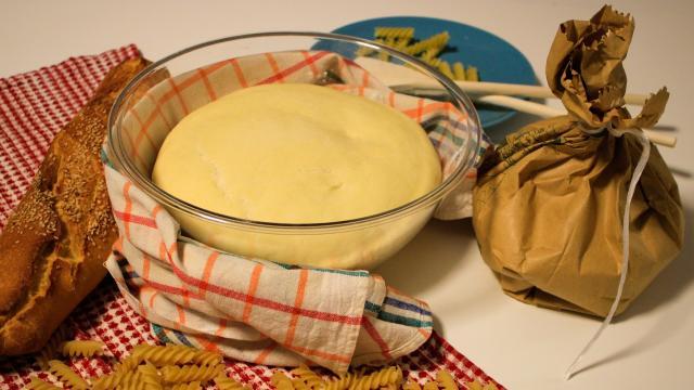 Ricetta lievito madre da fare in casa con acqua, farina e miele