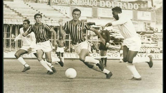 Primeiro confronto em Santos e São Paulo em torneios nacionais completa 53 anos