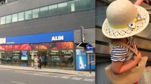 Coronavirus : Une fille de 3 ans refoulée à l'entrée d'un supermarché ALDI