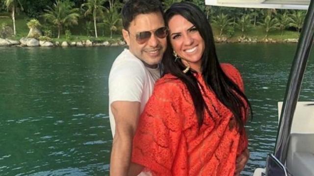 Graciele e Zezé malham juntos durante quarentena
