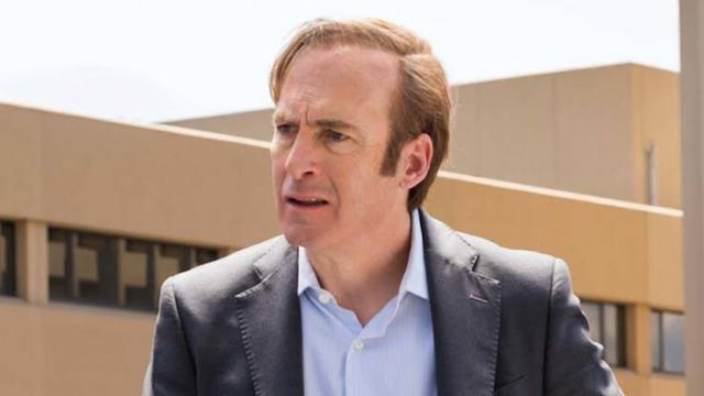 'Better Call Saul' near the end, but one of the most viewed, thanks to Bob Odenkirk's