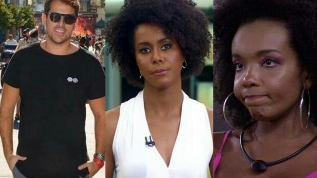 Amigas Famosas de Rodrigo Branco se manifesta contra o rapaz