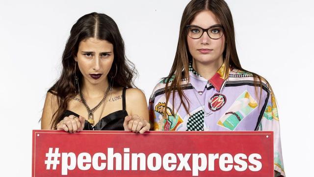 Pechino Express 8^ puntata: Collegiali salvate dalla busta nera