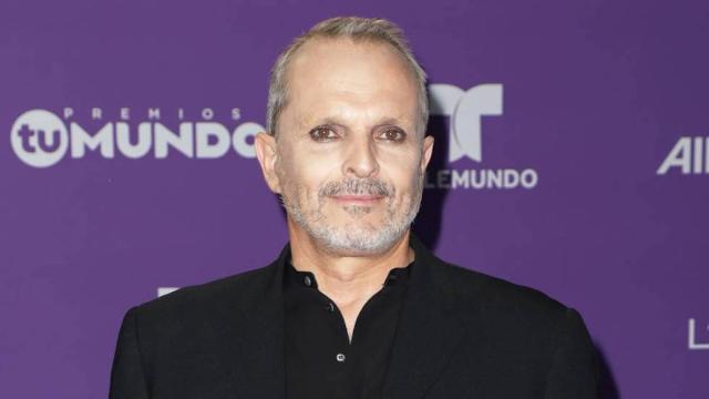 Miguel Bosé celebra su 64 cumpleaños