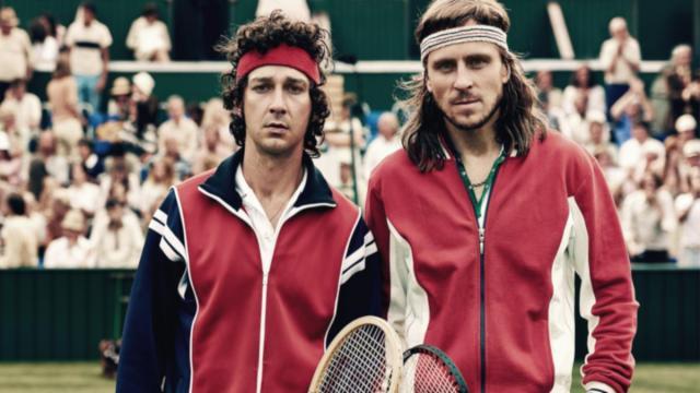 Borg McEnroe: il 5 aprile andrà in onda su Rai3 il film sui due campioni di tennis