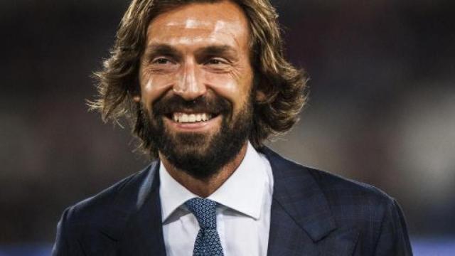 Pirlo sulle finali Champions disputate: 'Tra Manchester e Atene scelgo la prima'