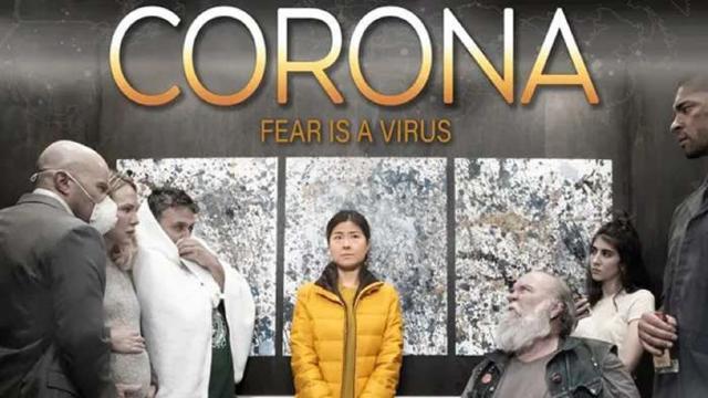 Coronavirus, in arrivo il primo film sull'epidemia girato in ascensore