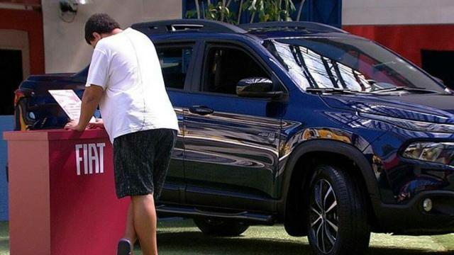 BBB20: Babu ganha um carro zero quilômetro e vaquinha online
