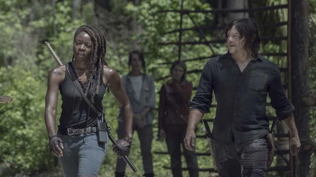 5 celebridades marcantes do seriado 'The Walking Dead'