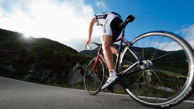 Coronavirus, ciclista bolognese sanzionato per aver percorso 50km con la sua bici
