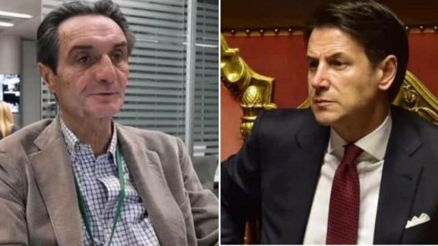 Coronavirus: Attilio Fontana attacca il Premier Conte