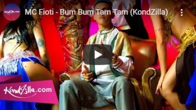 5 funks mais tocados do canal Kondzilla