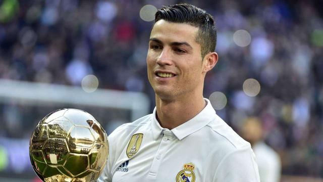 5 fatos curiosos sobre a vida do jogador Cristiano Ronaldo