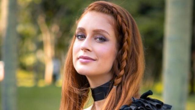 Marina Ruy Barbosa comenta sua atuação na novela 'Totalmente Demais'