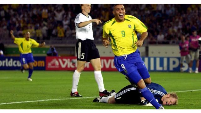 Globo irá reexibir a final da Copa do Mundo de 2002