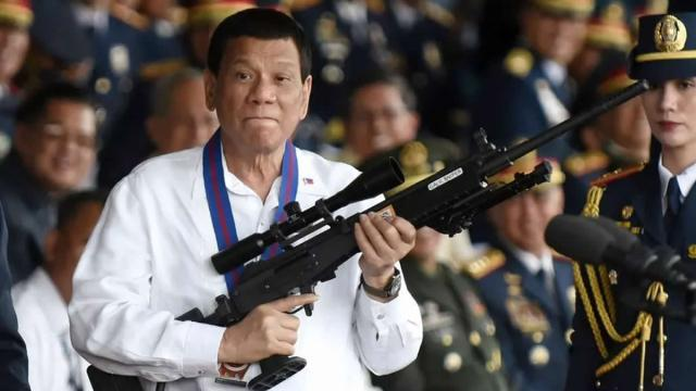 Quem descumprir quarentena nas Filipinas pode acabar sendo morto