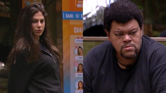 'BBB20': Babu diz que não deve satisfação para Mari enquanto trocavam farpas
