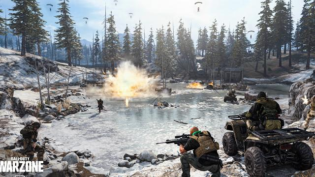 Game-breaking 'Call of Duty: Warzone' glitch lets vehicles kill enemies through buildings