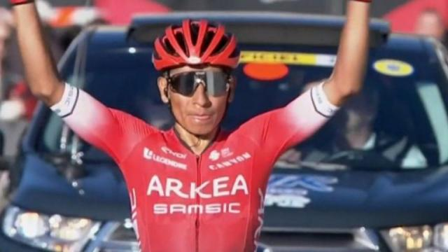 Ciclismo: Quintana: 'Ci sono persone che non capiscono'