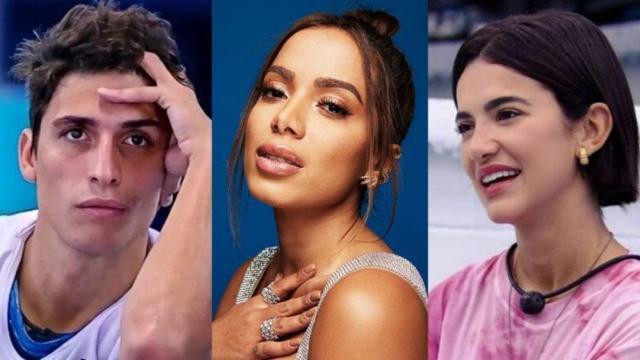 Colunista afirma que Manu Gavassi teria tratado Anitta como um 'pedaço de m**'