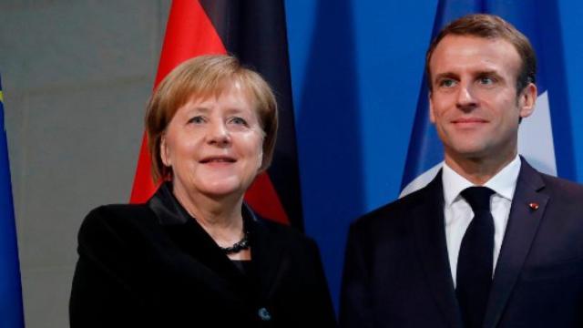 Eurogruppo 7 aprile, Francia e Germania in accordo per preparare il Mes light