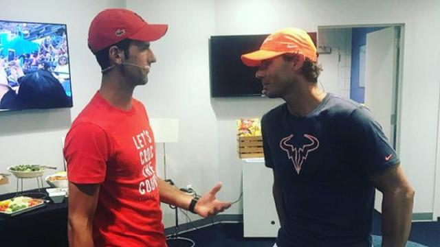 Djokovic e Nadal uniti contro il coronavirus: donazione del serbo alla campagna di Rafa