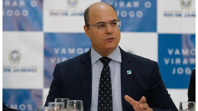 Wilson Witzel exonera subsecretária de saúde do Rio de Janeiro