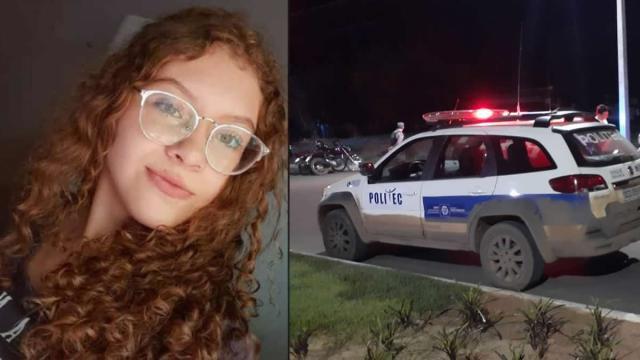 Adolescente de 15 anos é apreendido suspeito de matar menina de 13