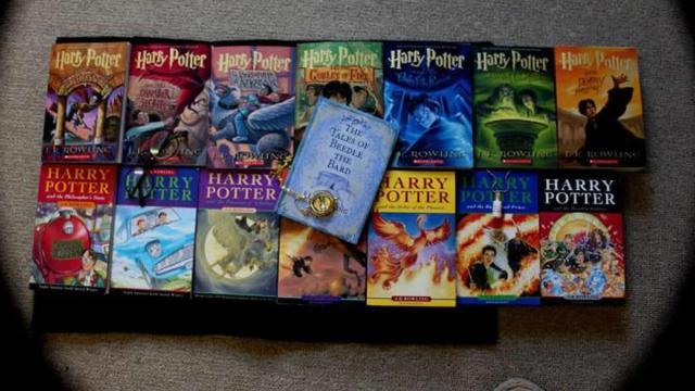 Cinco séries de livros que são para se apegar